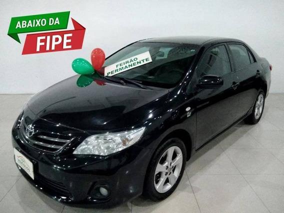 Toyota Corolla Sedan 1.8 Dual Vvt-i Gli (aut) (flex) 1.8