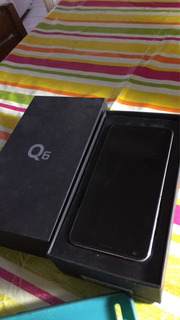 Lg Q6 Impecable
