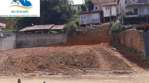 Terreno Em Camboriú No Bairro Cedro, Ótima Localização Região Tranquila - Te00257 - 68978255