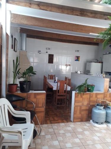 Imagem 1 de 9 de Casa A Venda Em Caragua, 01 Dormitório, Permuta Por Chácara/terreno Na Região Da Pousada Do Vale - Ca1377