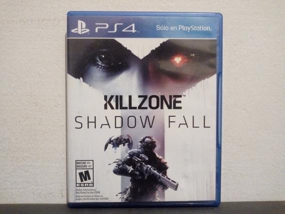 Ps4 Killzone Shadow Fall - Original & Completo - Trocas...