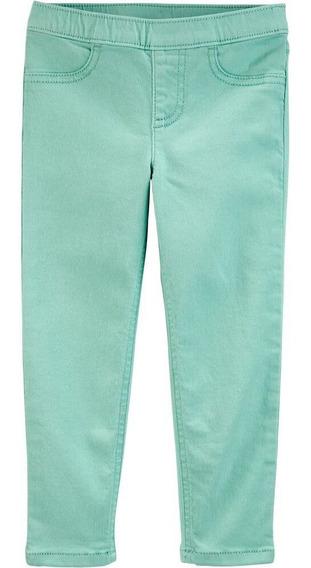 Pantalon Jeggings Marca Carters Original Talla 24 Meses