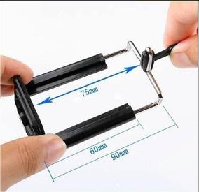 Adaptador Para Colocar Celular Em Tripé Ou Bastão Extensor