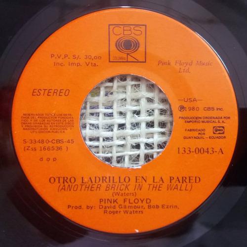Pink Floyd Disco 45 Rpm
