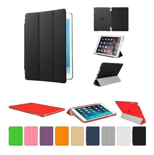 iPad 8 10.2 2020 Estuche Protector Smart Cover Magnetico