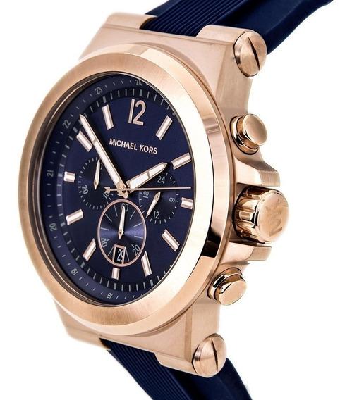 Relógio Michael Kors Mk8295 100% Original Com Caixa
