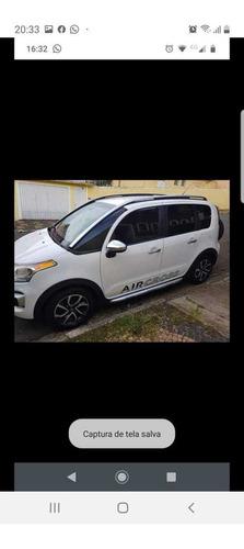 Citroën Aircross 2013 1.6 16v Exclusive Flex Aut. 5p