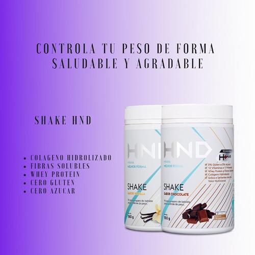 Batido Nutricional Con Colageno Hidrolizado Shake Hnd