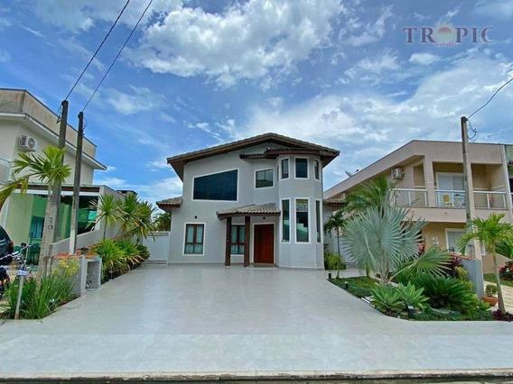 Sobrado Com 4 Dormitórios À Venda, 315 M² Por R$ 1.300.000,00 - Morada Praia - Bertioga/sp - So0062