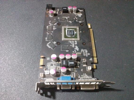 Placa Video Evga 9800 Gt 1 Gb Ddr3 256 Bit (c/ Defeito)