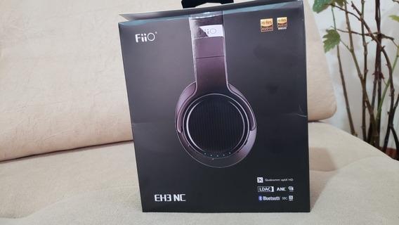 Fone De Ouvido Fiio Eh3 Com Noise Canceling