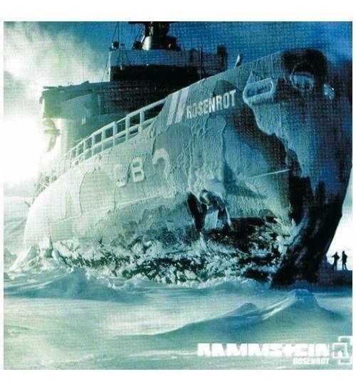 Rammstein Rosenrot Cd Nuevo Original Oferta