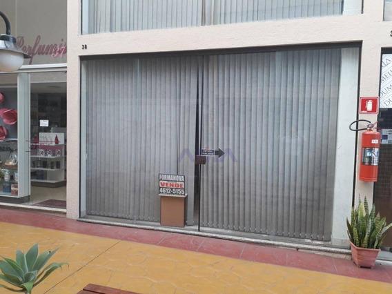 Jardim Da Glória - Sala Comercial C/ Mezanino, Apenas R$180.000,00!! - Sa0001