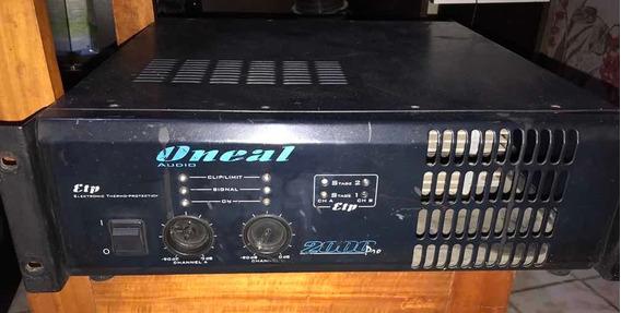 Amplificador Oneal 2000pro