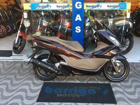 Honda Pcx 150 Dlx 2018 Marrom Único Dono