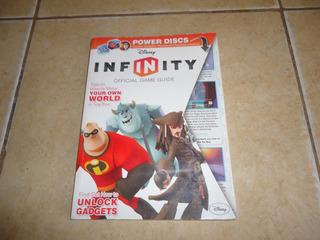 Libro Disney Infinity Guia Oficial De Estrategia