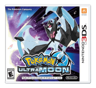 Pokémon Ultra Moon Nintendo 3ds Nuevo + Envío Gratis