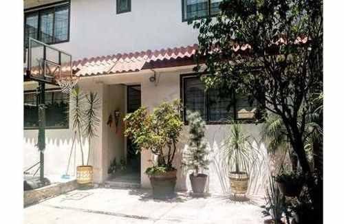 Casa Amplia En Tlalpan, Vive Y Renta Amplio Departamento Adicional