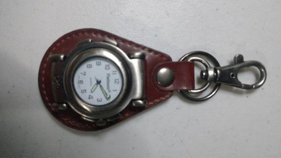 Dos Relojes Un Platinum-brujula De Llavero, Y Otro Montana