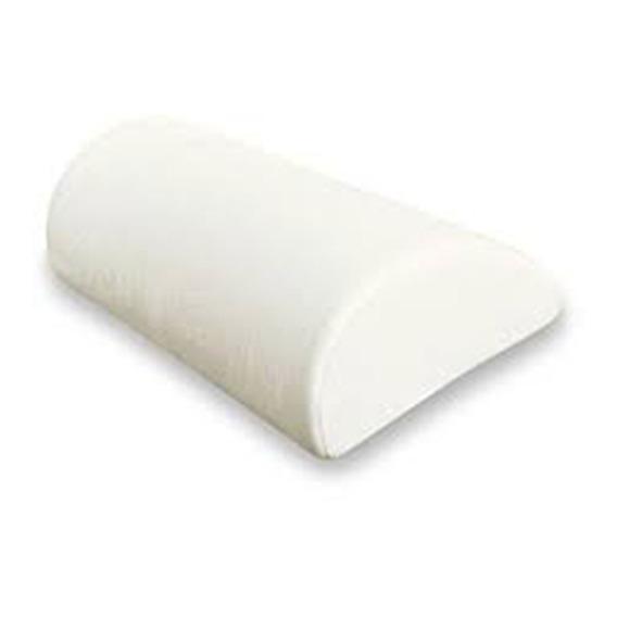 Almohada Medio Cilindro Memory Foam Sleep Mart