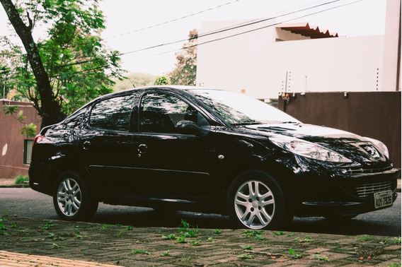 Peugeot 207 Passion Xr Sedan, 12