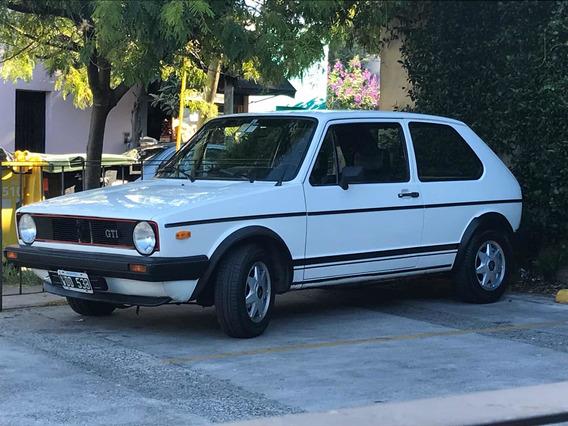 Volkswagen Golf Golf Gti Mk1
