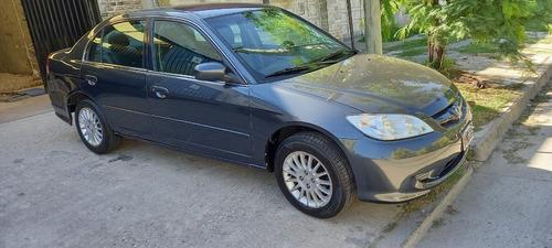Honda Civic 1.7 Ex Cvt At 2005