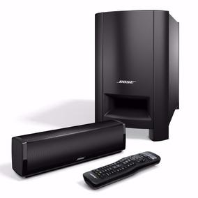 Home Theater Bose Cinemate 15 Com Soundbar E Subwoofer