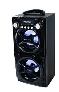 Altavoz Portatil Bluetooth Sylvania Sp328-black