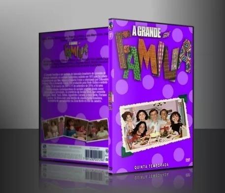 A Grande Familia 1ª A 14ª + Album Frete Gratis