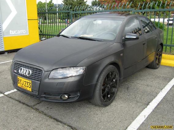 Audi A4 Mt 1800cc T Ct Aa