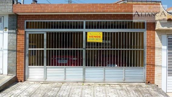 Casa Com 3 Dormitórios À Venda, 105 M² Por R$ 380.000 - Dos Casa - São Bernardo Do Campo/sp - Ca0269