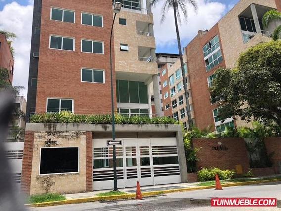 Apartamentos En Venta 18-11037 Campo Alegre