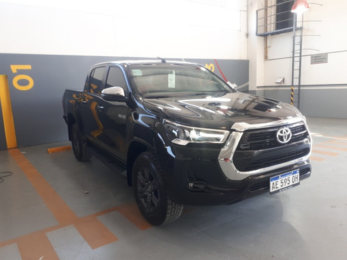Toyota Hilux 2021 2.8 Cd Srv 204cv 4x2 At