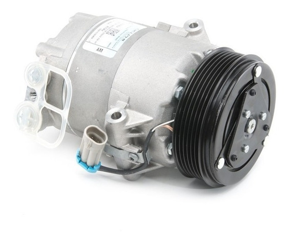 Compressor Do Ar Condicionado Para Astra - Delphi