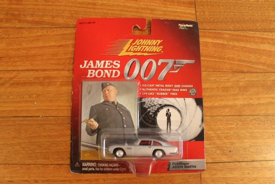 James Bond Gold Finger Aston Martin Johnny Lightning