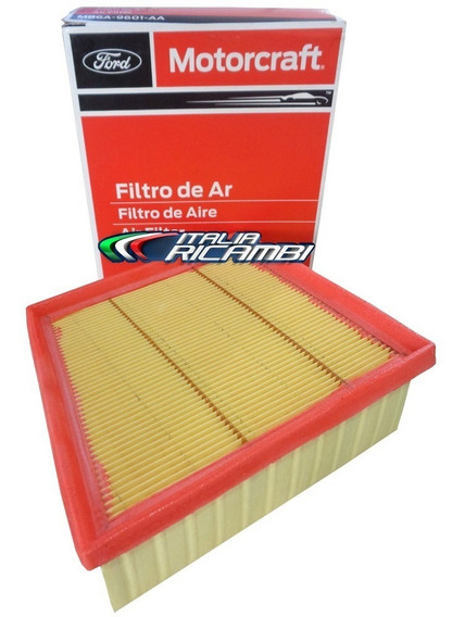 Filtro De Ar Original Ford Motorcraft New Fiesta 1.5 1.6