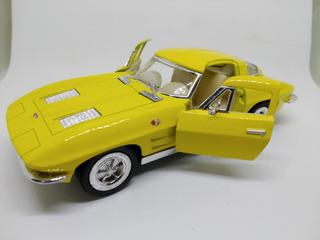 Miniatura 1963 Corvette Sting Ray Escala 1:36 - Versare