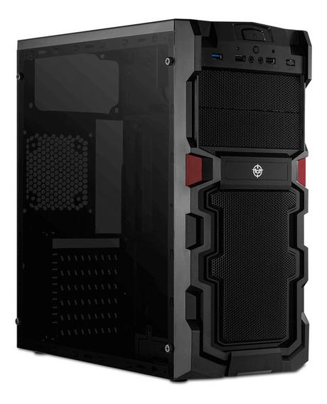 Computador Pc Gamer I3 9100f Gtx 1060 6gb 16gb Memória Ram