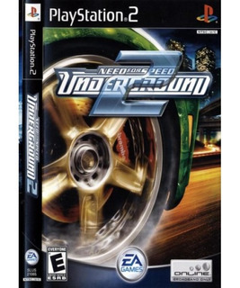 Need For Speed ¿¿underground 2 - Playstation 2