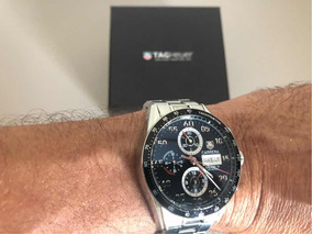 Relógio Tagheuer Carrera - 10500k À Vista