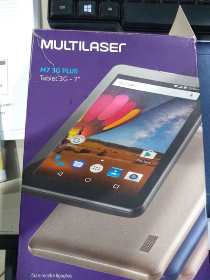 Tablet Multilaser M7 3g Plus
