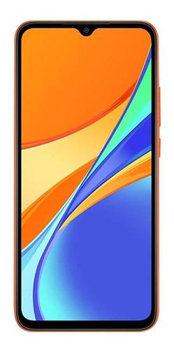 Imagen 1 de 6 de Xiaomi Redmi 9C Dual SIM 32 GB  sunrise orange 2 GB RAM