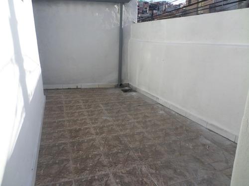 Casa Para Aluguel, 1 Quarto, Jardim Vista Alegre - São Paulo/sp - 82