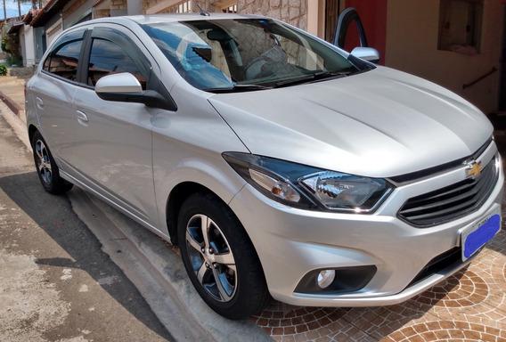 Chevrolet - Onix 1.4 - Prata - Ltz - Flex - Automático