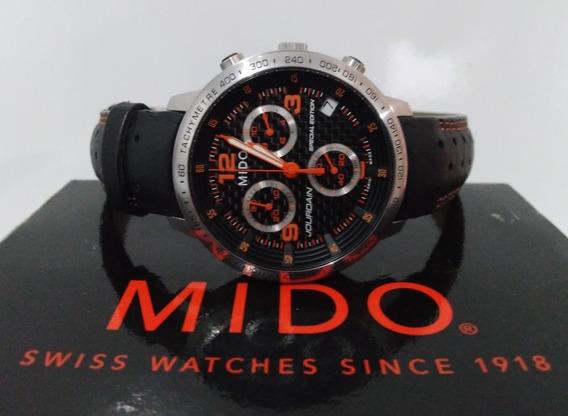 Relógio Mido Ocean Star Edição Especial Cronógrafo