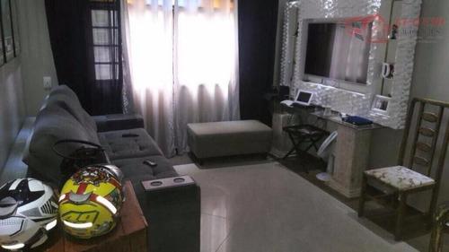 Sobrado Para Venda Em São Paulo, Vila Dos Andradas, 2 Dormitórios, 1 Banheiro, 3 Vagas - So0595_1-1009987