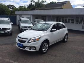 Chevrolet Agile Ltz 1.4 Mpfi 8v Econo.flex Mec. 2014
