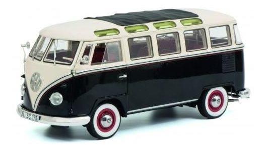 Volkswagen Kombi T1 Samba Bus 1959-1963 1:18 Schuco