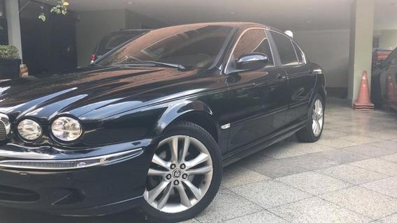 Jaguar X-type Se 3.0 V6 231cv 2008 Gasolina Blindado 39000km